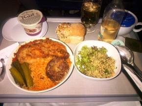 British Airways: Jollof Rice – A for Effort!