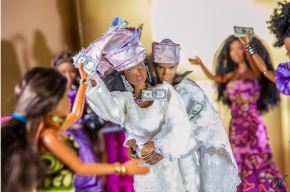 Barbie and Ken Get Married Nigerian Style