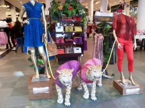 Ted Baker Goes Wild