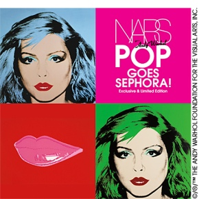 Beauty is Art? NARS Launches Andy Warhol Collection