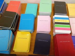 Lovers I Had And Liked Notebook?