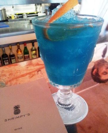 Blue Rinse, Shrimpy's