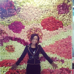 J'Adore Dior: Flower Power – House of One MillionFlowers