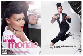Janelle Monae for CoverGirl: Easy. Breezy. Beautiful
