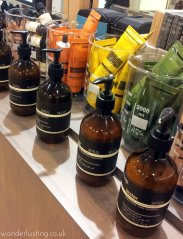 Selfridges Beauty Workshop Aesop