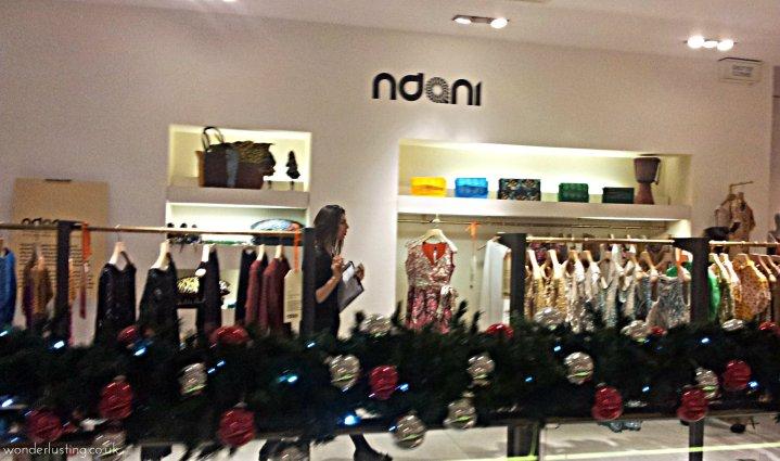 Ndani Selfridges