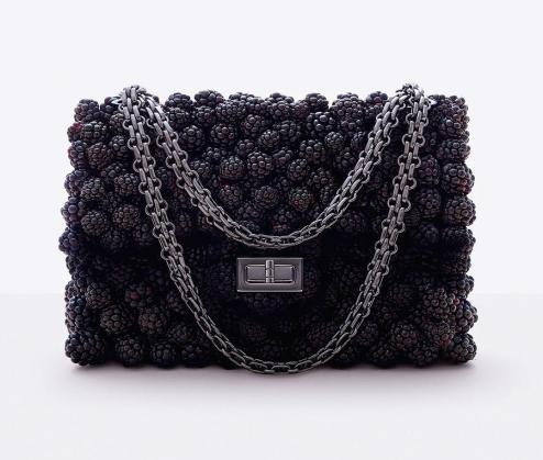 blackberry handbag