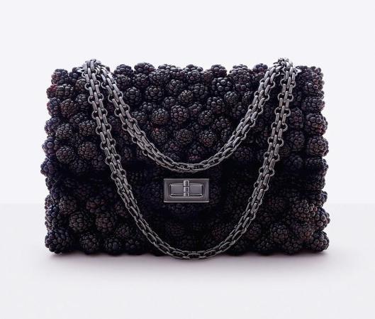 blackberry handbag