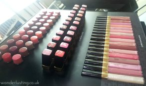 Chanel pop-up lipsticks