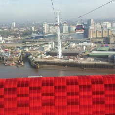 London cable car ride