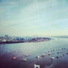 London cable car