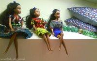 Ndani Selfridges Ituen Basi dolls