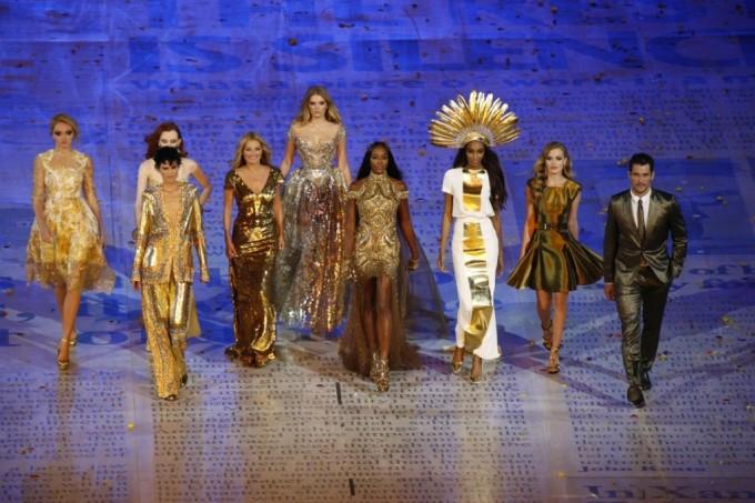 London 2012 Olympics Closing Ceremony