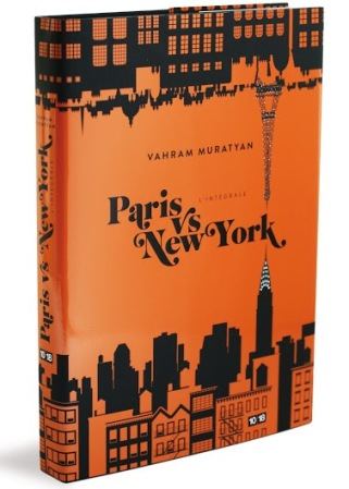 Paris v New York complete series of two cities