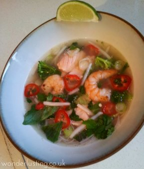 Recipe: Pho-filling Culinary Adventure ~ Cooking Vietnamese Fish Pho FromScratch