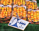 Lewisham Market - sharon fruit