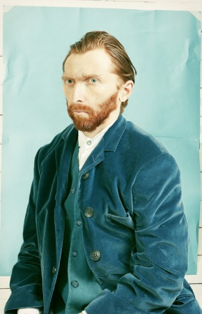 Incredible Colour 'Photograph' of Van Gogh