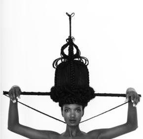 Hairmazing Hair Sculpture