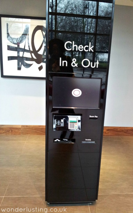 Hotel La Tour Birmingham check-in ATM