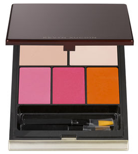 Winter Be Gone: Kevyn Aucoin The Spring Lip Palette