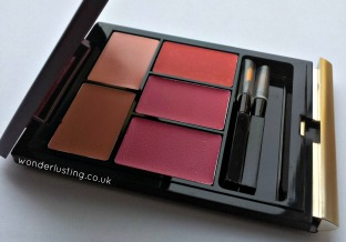 Kevyn Aucoin palette - The Spring Lip