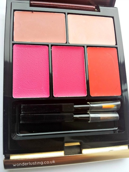 Kevyn Aucoin The Lip palette - the spring lip