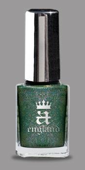 A England nail polish dragon