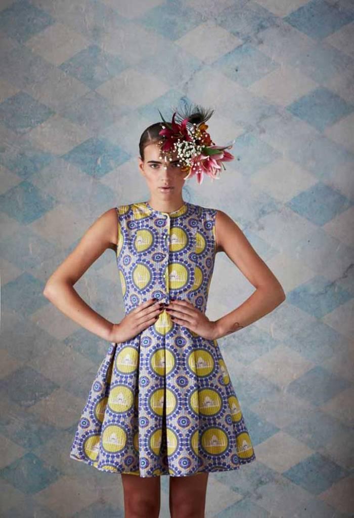 Charlotte Taylor dress Taj Mahal