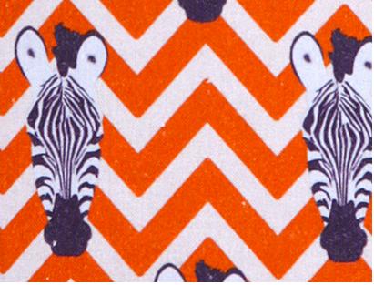 Charlotte Taylor Zebra print