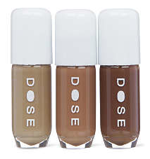 DOSE Brown Out nail polish set