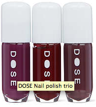DOSE Clever Girl nail polish set