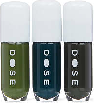 DOSE Green Room nail polish set