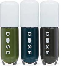DOSE Green Room nail polish set