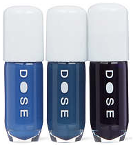 DOSE The Blues nail polish set