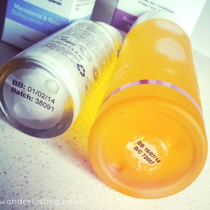 Pai moisturizer and body cream expiry date