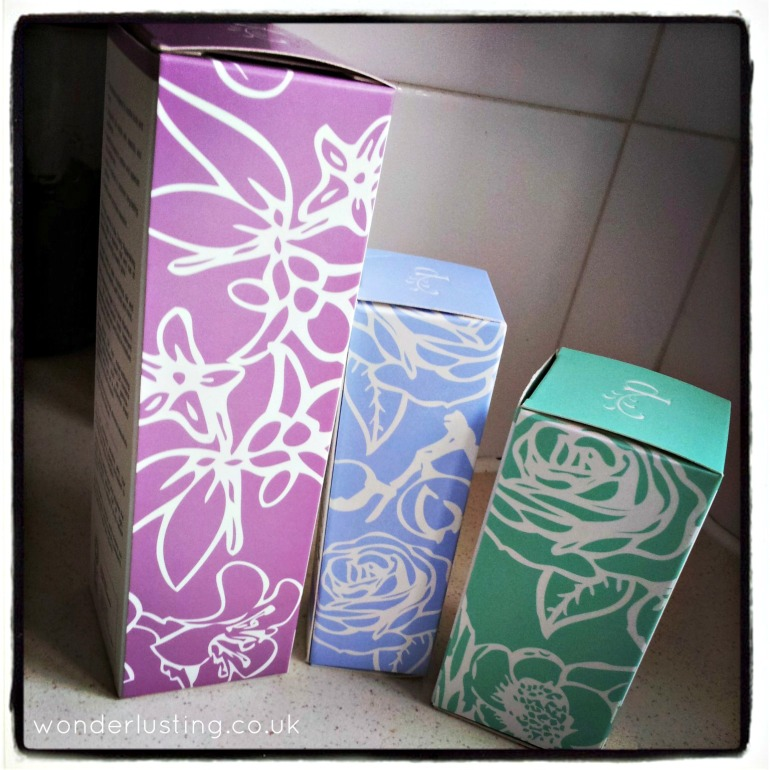 Pai skincare boxes