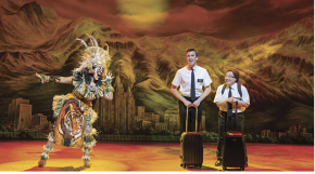 London Theatre: Ding Dong The Book of Mormon ~ Do Believe The Hype