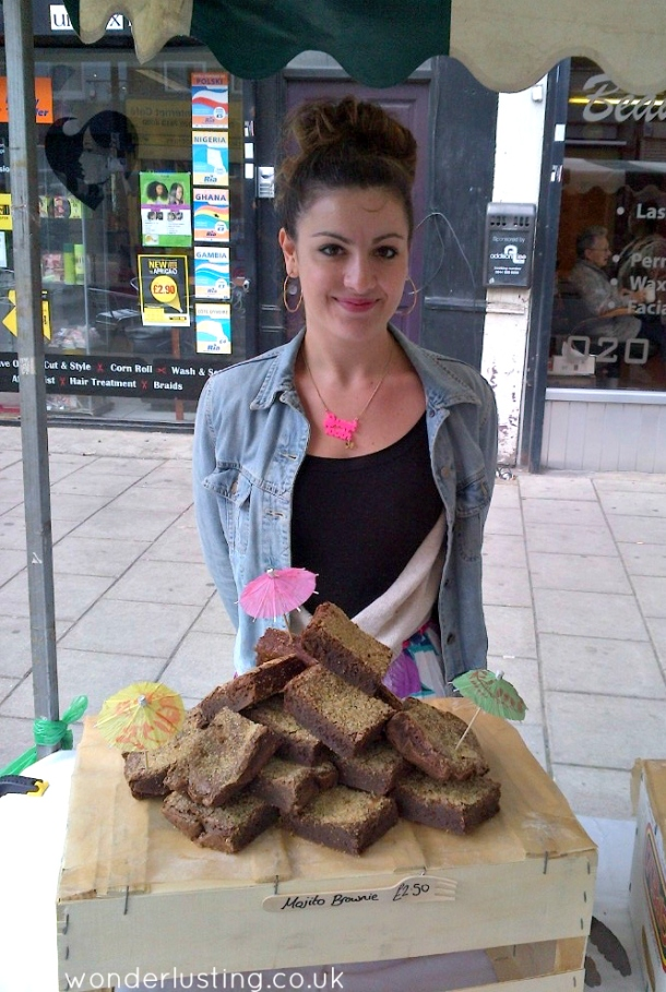 Sweet Tooth owner Maria
