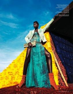 Vogue Netherlands Kinee Diouf-p83
