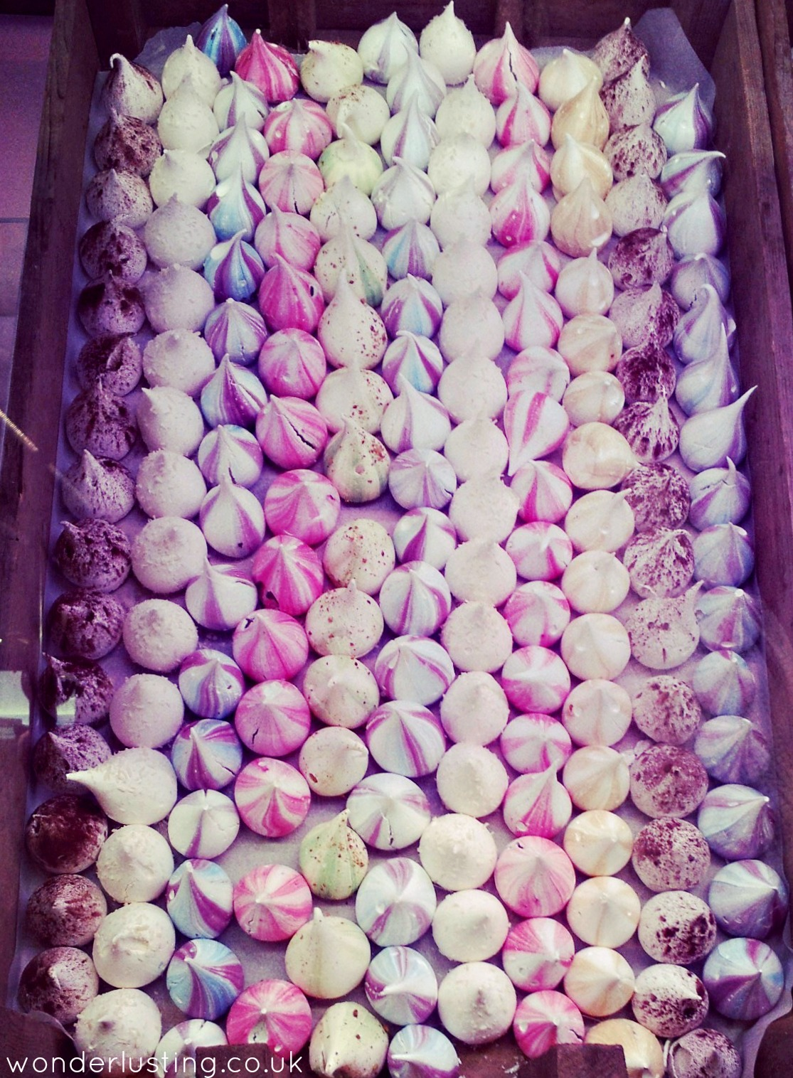 Meringue Girls meringue selection