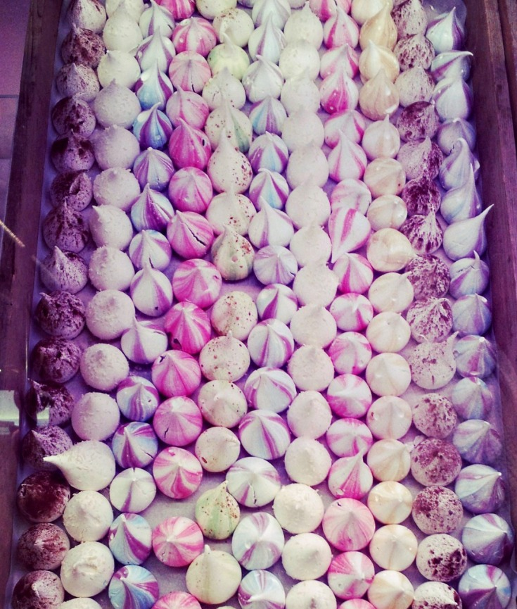 Meringue Girls meringue selection
