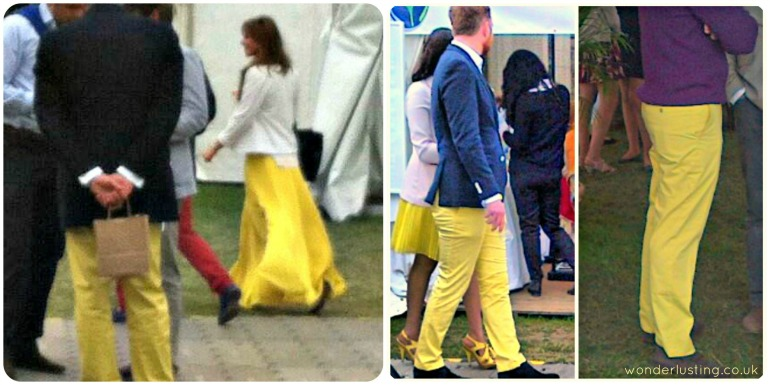 Yellow is the new red