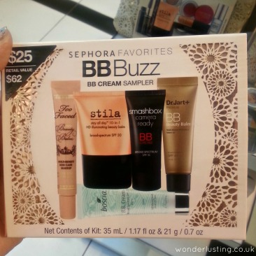 Sephora BB Buzz box