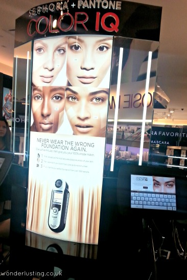 Sephora & Pantone Color IQ