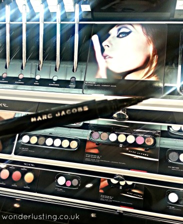 Marc Jacobs Beauty launched in August is currently exclusively available at Sephora