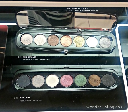 Marc Jacobs Beauty eyeshadow palettes