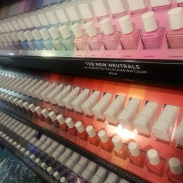 Sephora nail varnishes
