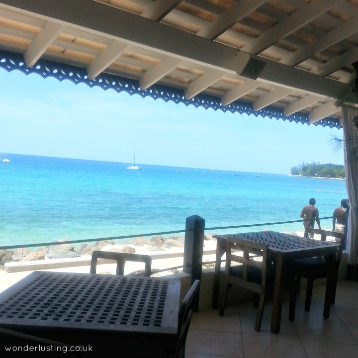 The Tides Barbados: daytime view
