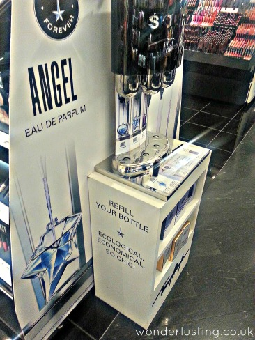 Sephora Angel perfume refill
