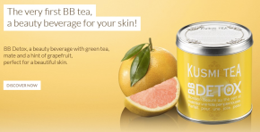 Beauty News: Kusmi BB Detox Tea – the World's First BB Tea?!